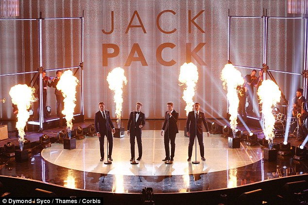 Jack Pack on Britain's Got Talent