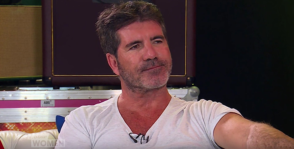 Simon Cowell Interview on Loose Women