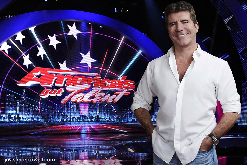 Simon Cowell - Judge on America's Got Talent