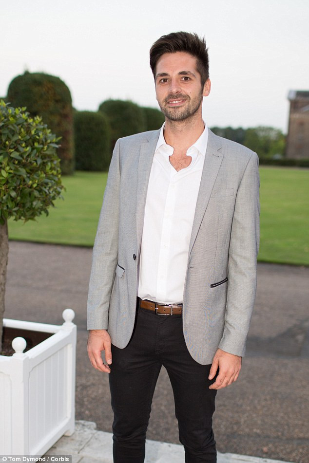 Ben Haenow at the Syco Summer Party