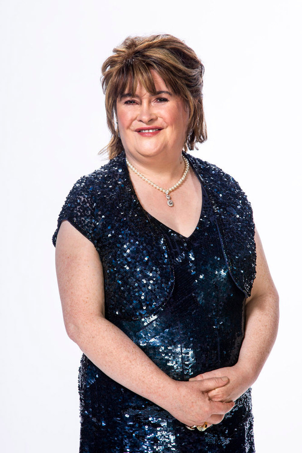 Susan Boyle was runner-up in 2009.