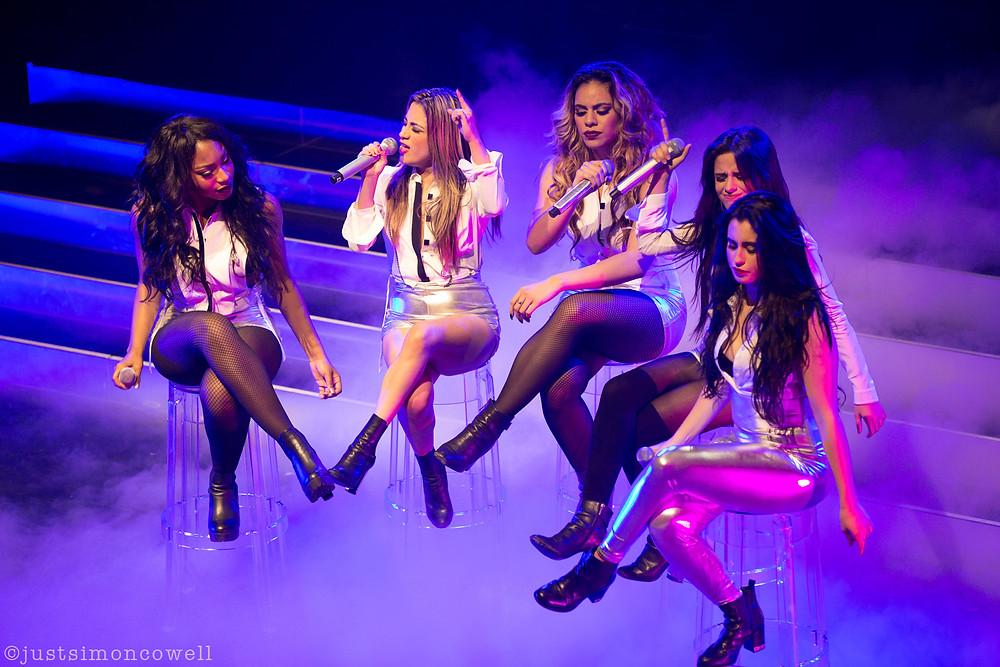 Fifth Harmony - Reflection Tour - Los Angeles
