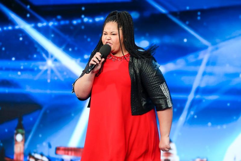 Destiny Chukunyere on Britain's Got Talent 2017