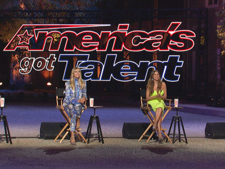 America's Got Talent returns to filming with a Drive-In Movie type experience