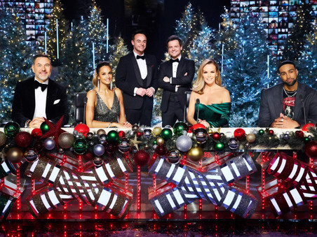 Britain's Got Talent Christmas Spectacular on Christmas Day