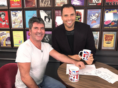 Simon Cowell talks about Britain's Got Talent and his son Eric