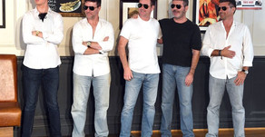 Simon Cowell Takes Part in a Lookalike Contest For Pride of Britain