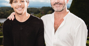 Louis Tomlinson Signs To Simon Cowell's Record Label Syco Music