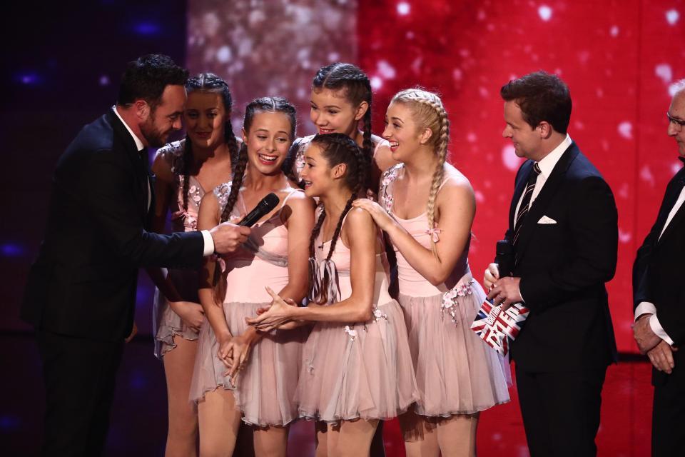 Mersey Girls on Britain's Got Talent