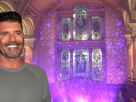 Simon Cowell to take part in a Christmas Charity Concert