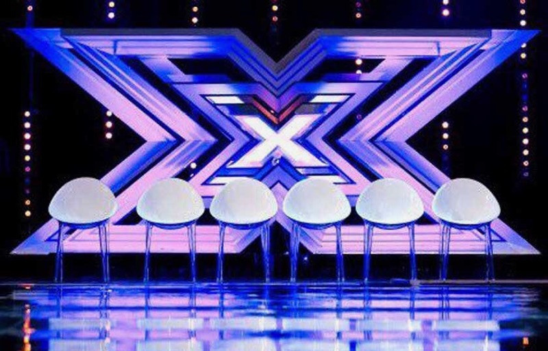 X Factor Six Chair Challenge