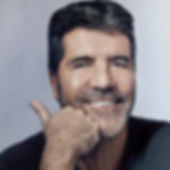 simon cowell interviewed and photographed by Billboard magazine