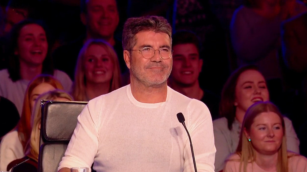 Simon Cowell on Britain's Got Talent 2017