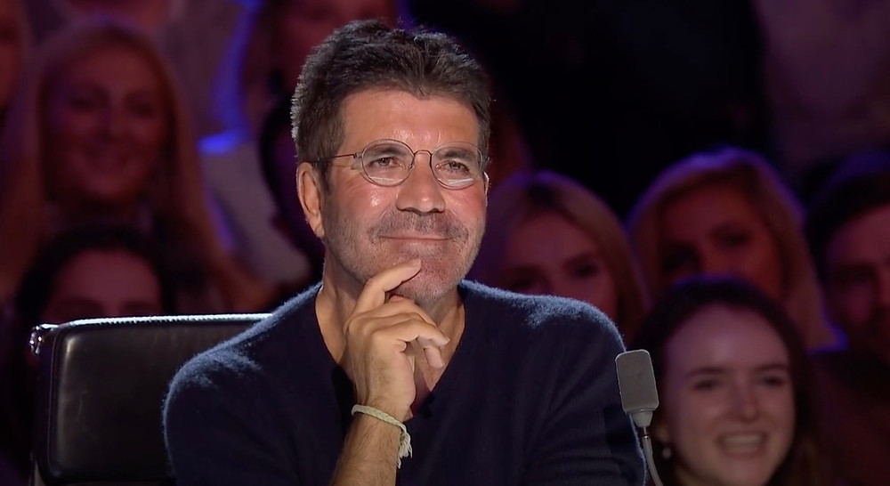 Simon Cowell at Britain's Got Talent