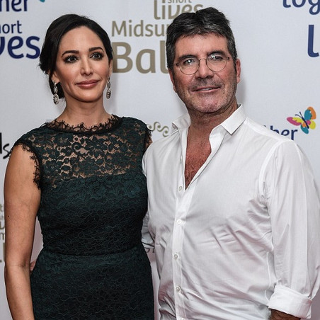 Simon Cowell Hosts The Together For Short Lives Midsummer Ball