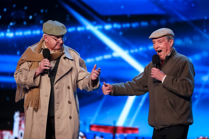 The Personalities on Britain's Got Talent 2017