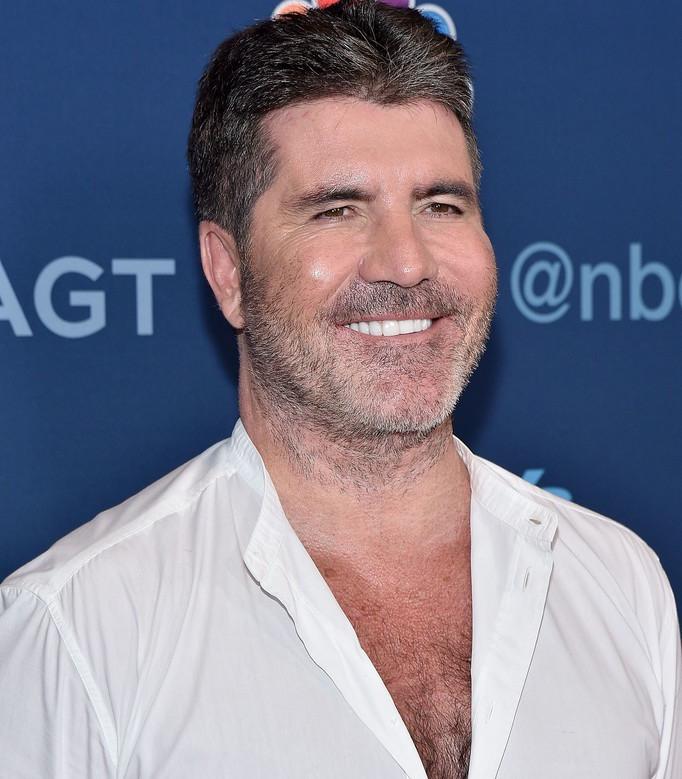 Simon Cowell red carpet America's Got Talent