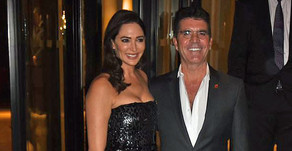 Simon Cowell and Lauren attend the Pride of Britain awards