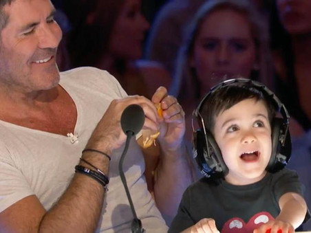Simon Cowell shares the touching letter Eric sent him on Father's Day
