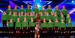 St. Patrick's Junior Choir Drumgreenagh on Britain's Got Talent 2017