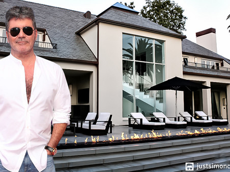 Simon Cowell to sell his LA mansion for family life in Malibu