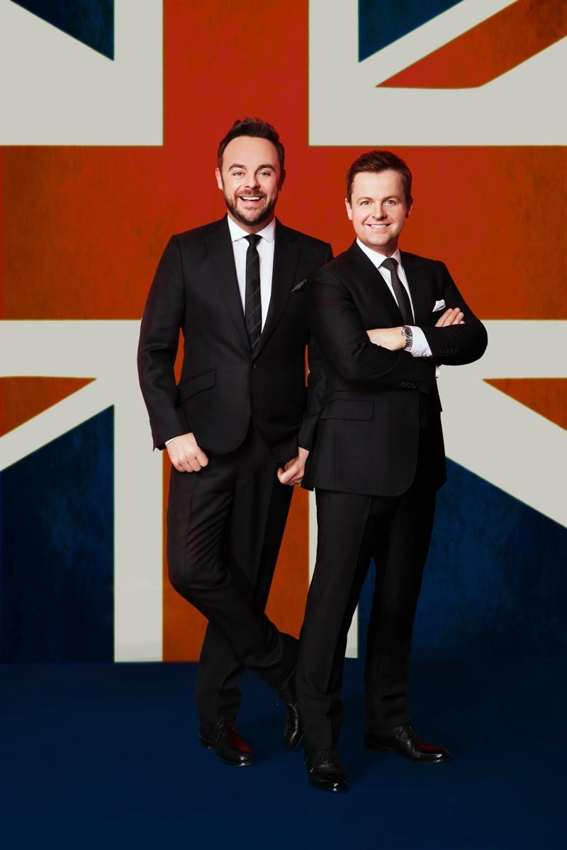 Ant and Dec in Britain's Got Talent Promo Photo