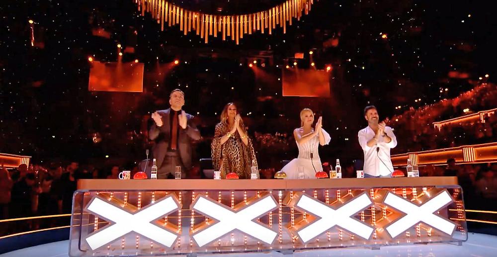 Britain's Got Talent The Champions judges