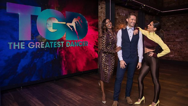The Greatest Dancer Captains