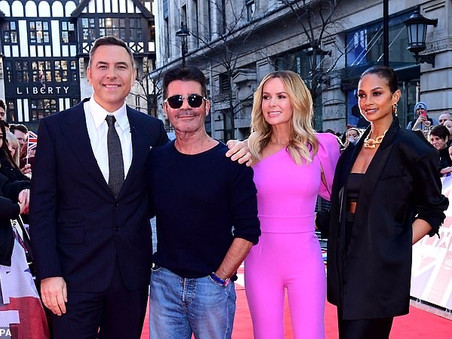Britain's Got Talent filming postponed due to lockdown