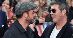 Simon Cowell stands by Ant McPartlin during his absence