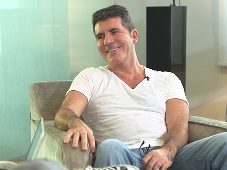 Simon Cowell opens up about the stress he had in his live
