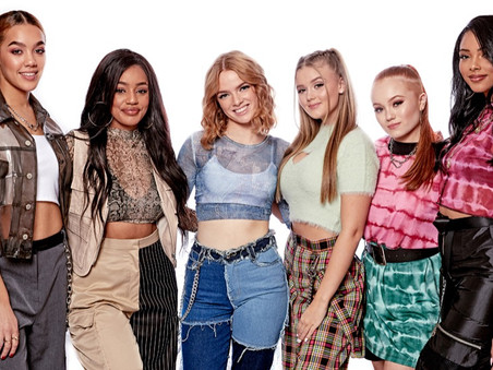 X Factor: The Band - The Girls