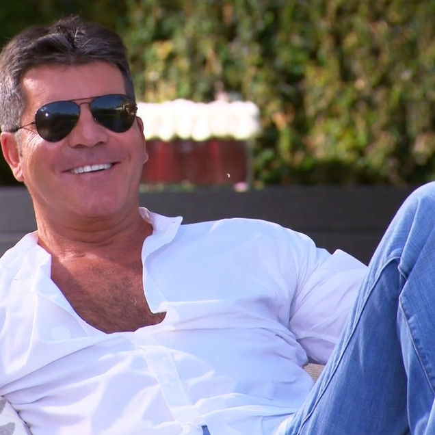 Simon Cowell - X Factor judges Houses