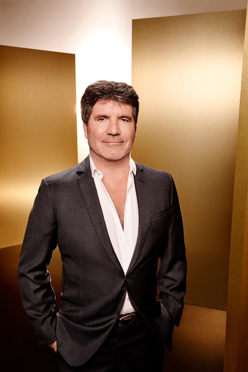 Simon Cowell - X Factor 2018