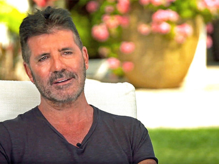Simon Cowell's recovery is going well, but he will be out of action for a few more months