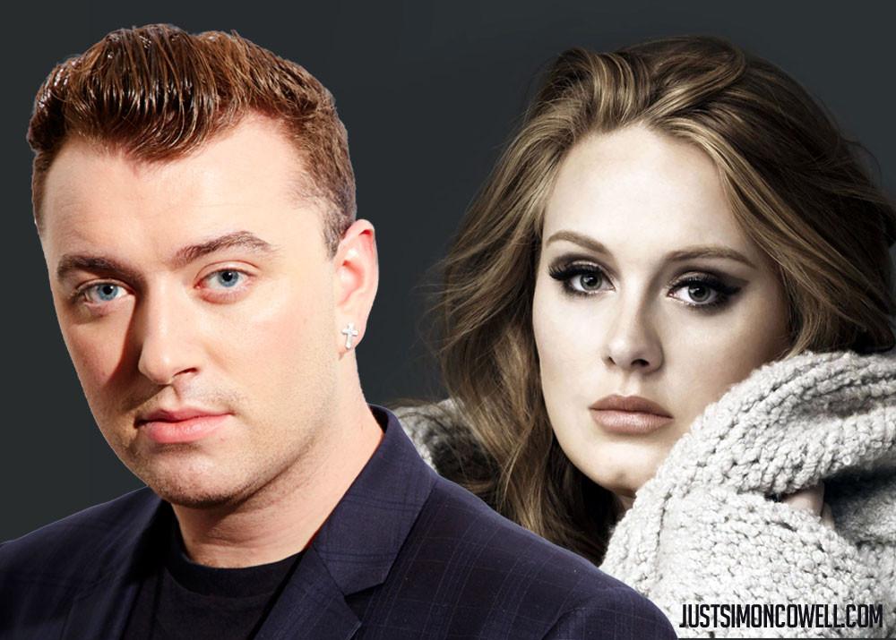 Sam Smith and Adele