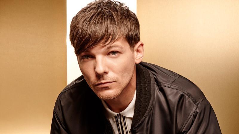 Louis Tomlinson - X Factor judge
