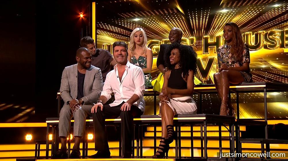 Simon Cowell - Judges' Houses live