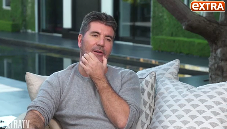 Simon Cowell Interview