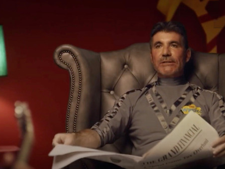 Simon Cowell joins The Wiggles in an hilarious Uber Eats advertisement