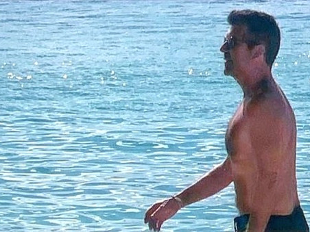 Simon Cowell looks at purchasing a luxury villa in Barbados
