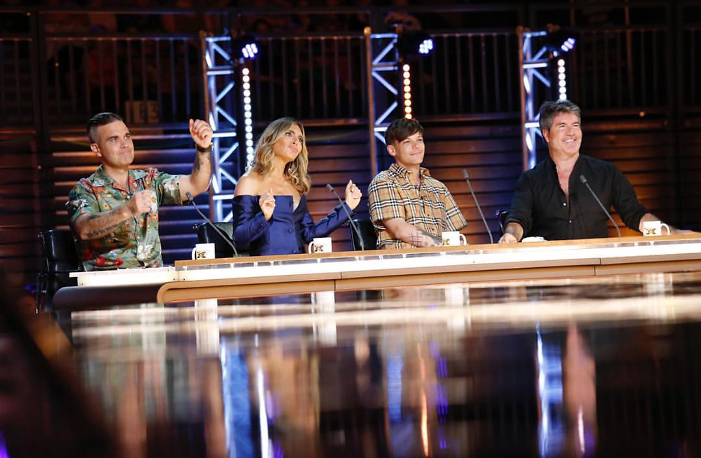 X Factor judges 2018