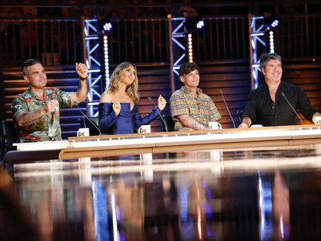 It's time to face the six chair challenge - judges categories REVEALED!