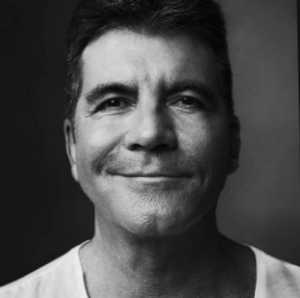 simon cowell photo shoot for Esquire magaine