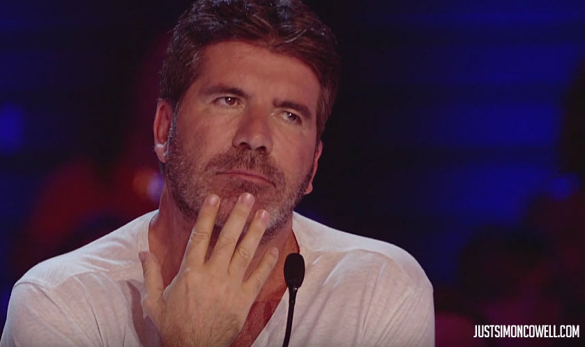 Simon Cowell - X Factor 2015