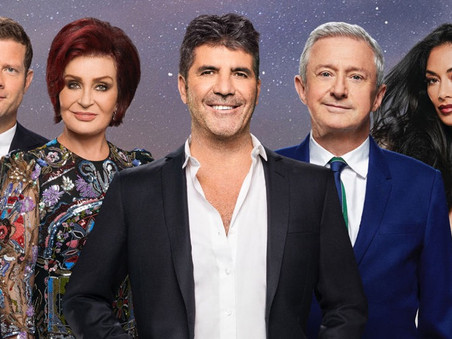 X Factor voting stats released for live shows