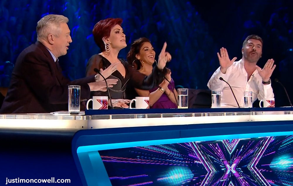 X Factor Judges 2017