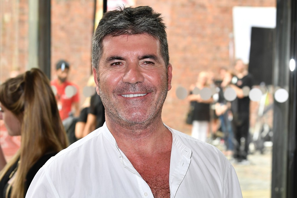 Simon Cowell at X Factor Liverpool auditions