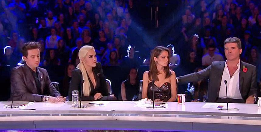 X Factor Judges 2015