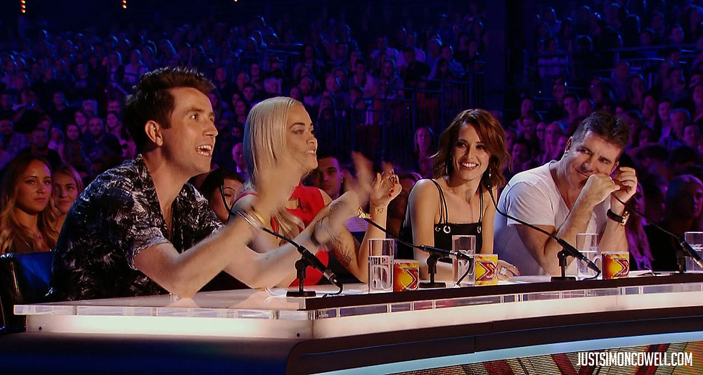 X Factor Judges 2015
